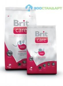 Brit Care Cat Monty Indoor д-кошек, Живущих в помещении